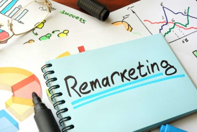 Remarketing is an effective way to increase brand awareness