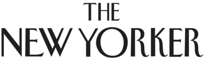 The New Yorker brand font