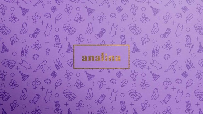 Analina's brand visual identity