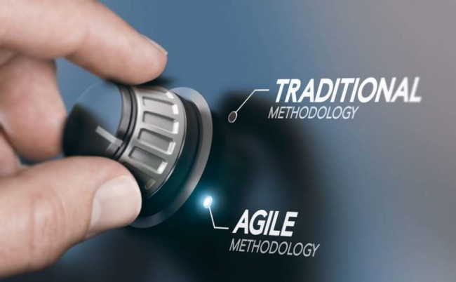 Agile Methodology vs Traditional Methodology
