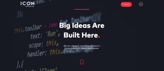 agile development company - ICON