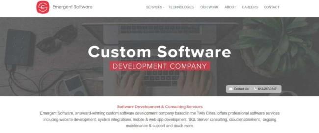 agile development company - Emergent Software