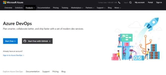 Azure Dev Op Agile Software Development Tool