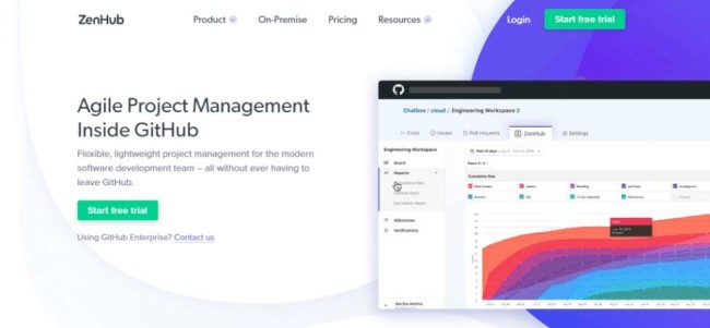 ZenHub Agile Project Management Tool