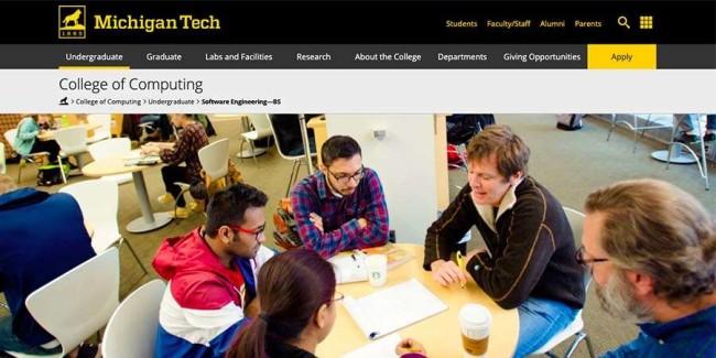 university - Michigan Technological University