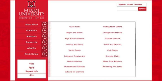 best schools for software engineering: Miami University