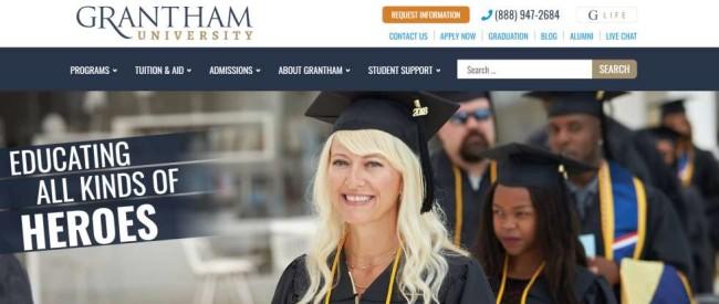 best schools for software engineering: Grantham University