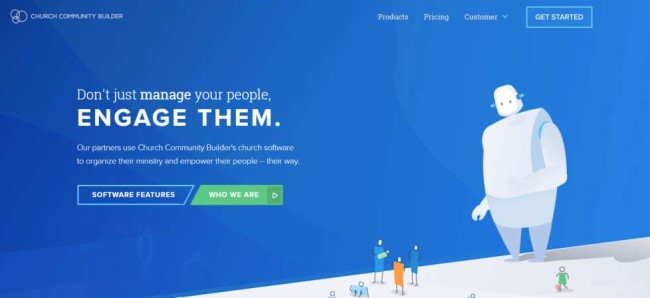 church community builder software