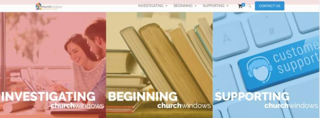 Church Windows - church management software