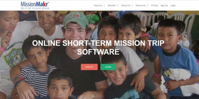 MissionMakr Is An Online Short-Trip Mission Software