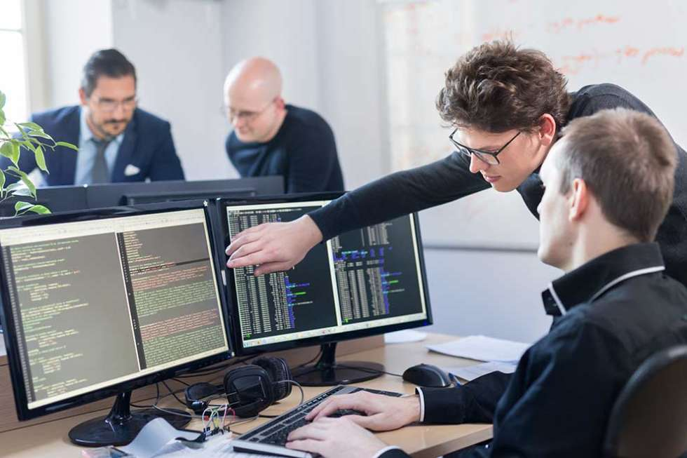 Software development company in Romania testing solutions
