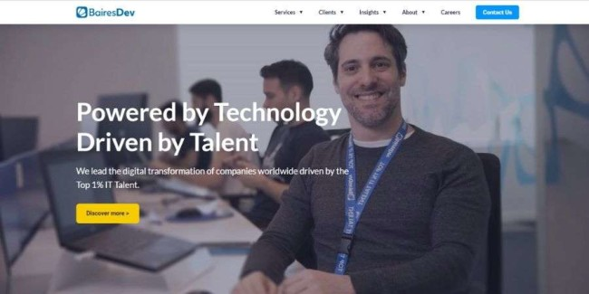 nearshore-software-development-company-BairesDEV