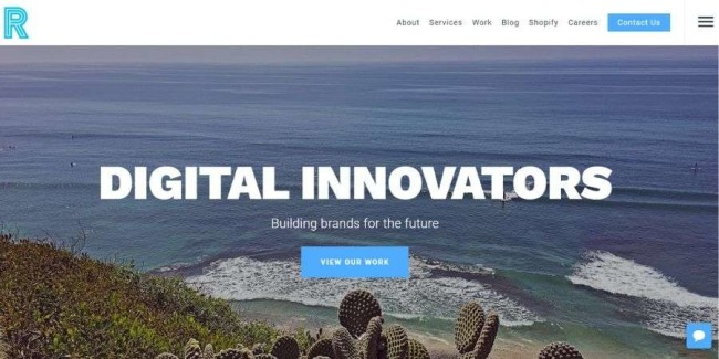 San Diego website design companies: ROXO