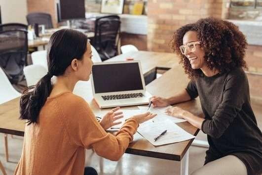 Generating keywords by talking to customers