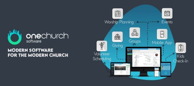 One Church Software - church management tool