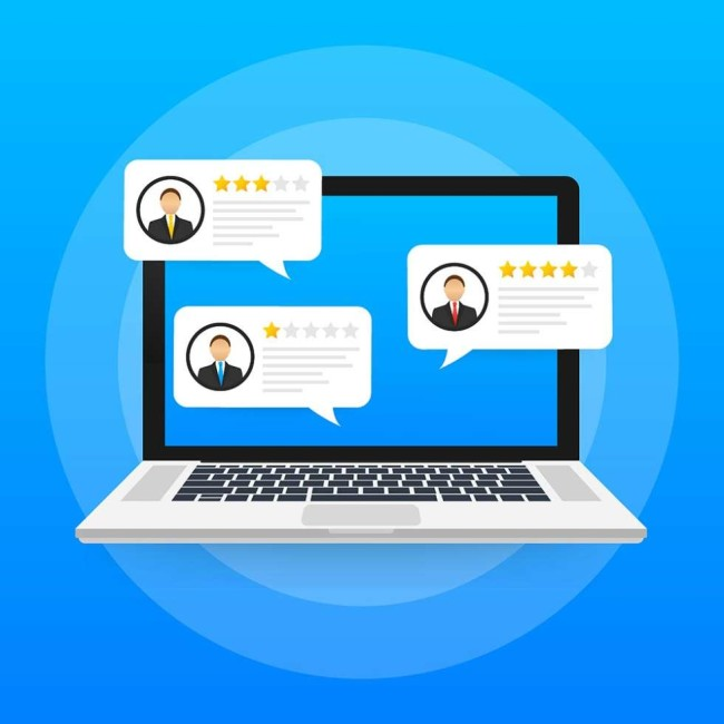 Online reputation management: brand products and services review