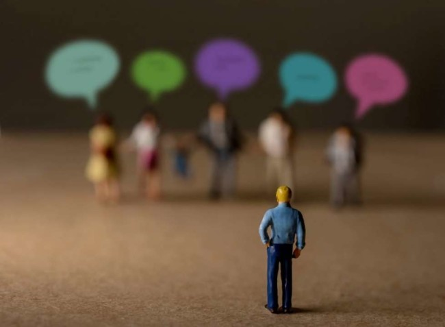 Online reputation management: a business owner listening to his audience