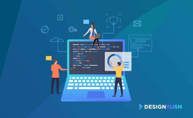 Software development process hero image