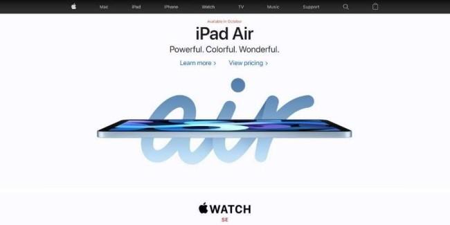 best tech websites: Apple