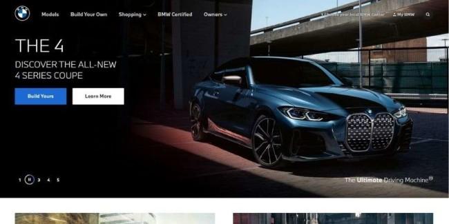 best tech websites: BMW
