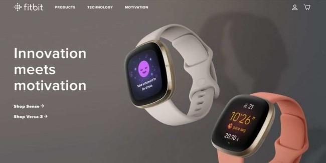bets tech websites: Fitbit