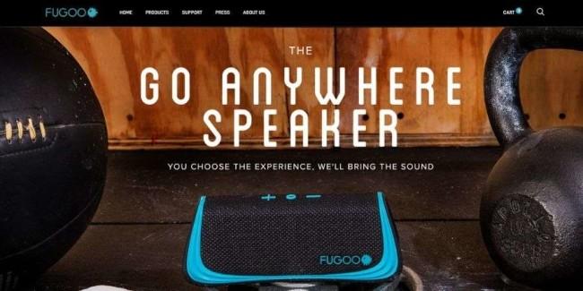 Fugoo website