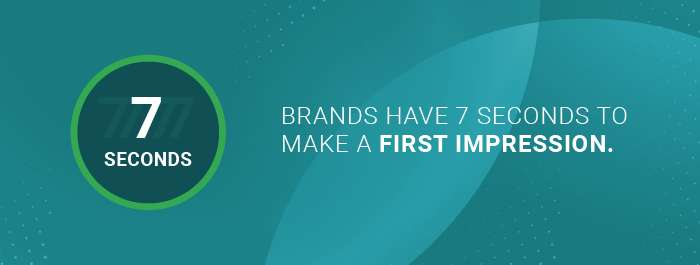 eCommerce web design companies: the time brands have to make a first impression