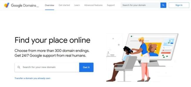 Google Domains among best domain registrars