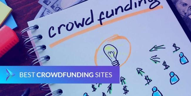 Best crowdfunding sites - hero image