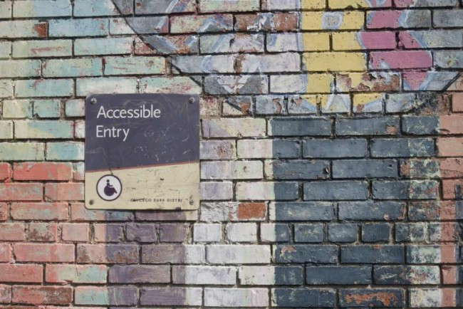 accessibility is the biggest part of inclusive design